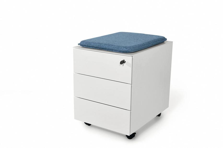 Cassettiera Ufficio In Metallo : Cassettiera metallo per l ufficio moderno confortevole e